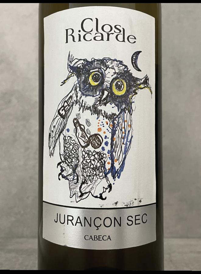 Jurançon Sec Clos Ricarde 'Cabeca' 2016