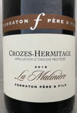 Ferraton Père et Fils La Matinière rouge Crozes Hermitage 2017