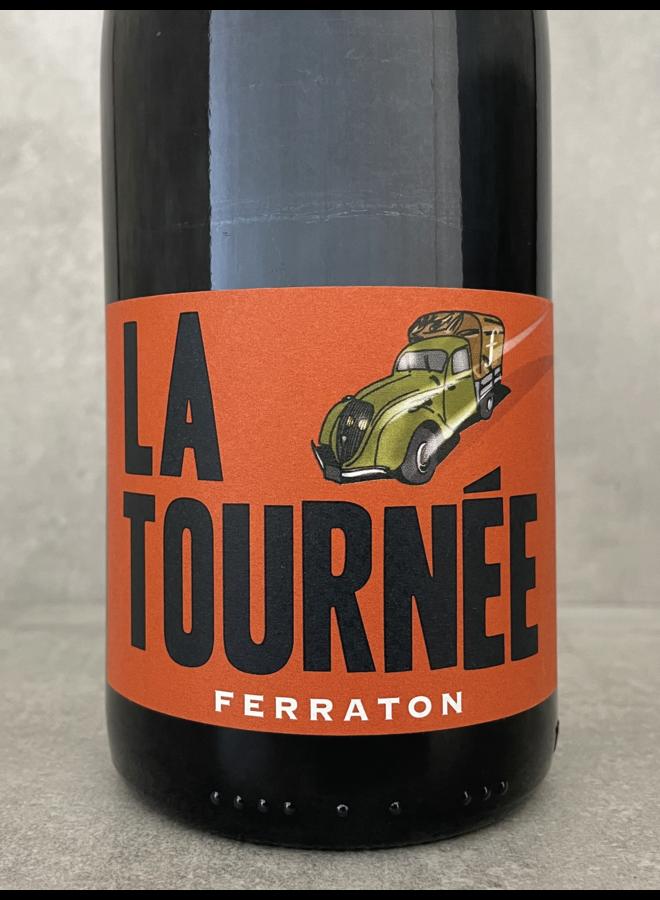 La Tournee Rouge Vin de France 2019