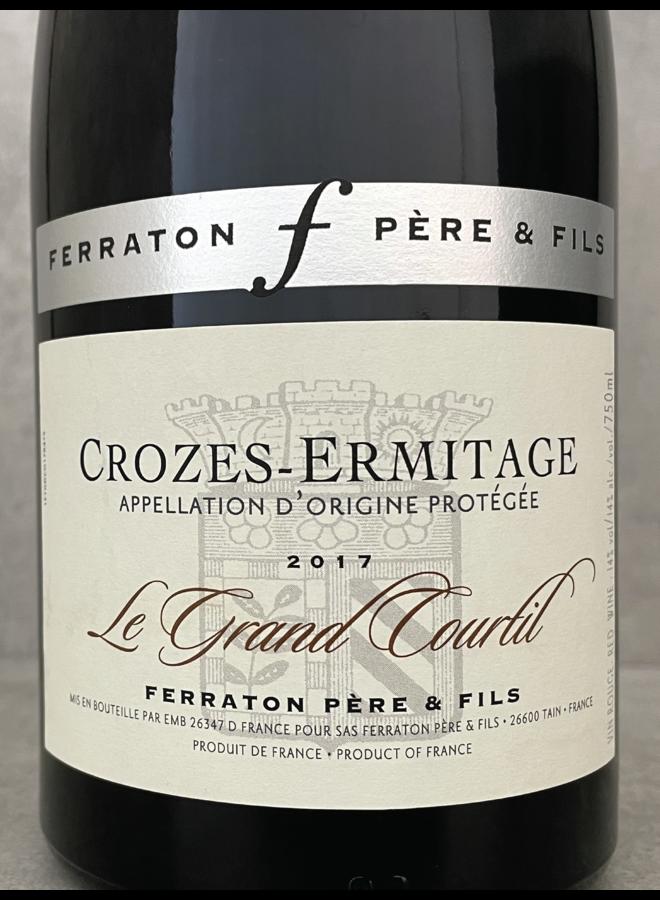 Le Grand Courtil Crozes-Ermitage (bio) 2017
