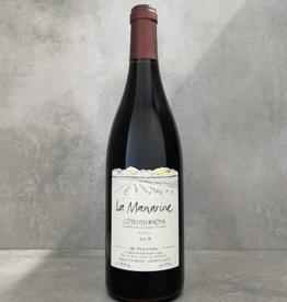 Domaine La Manarine Cotes Du Rhone rouge 2019