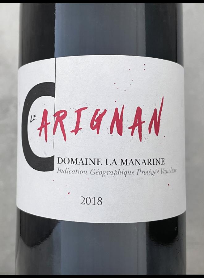 Le Carignan Vin de France 2019