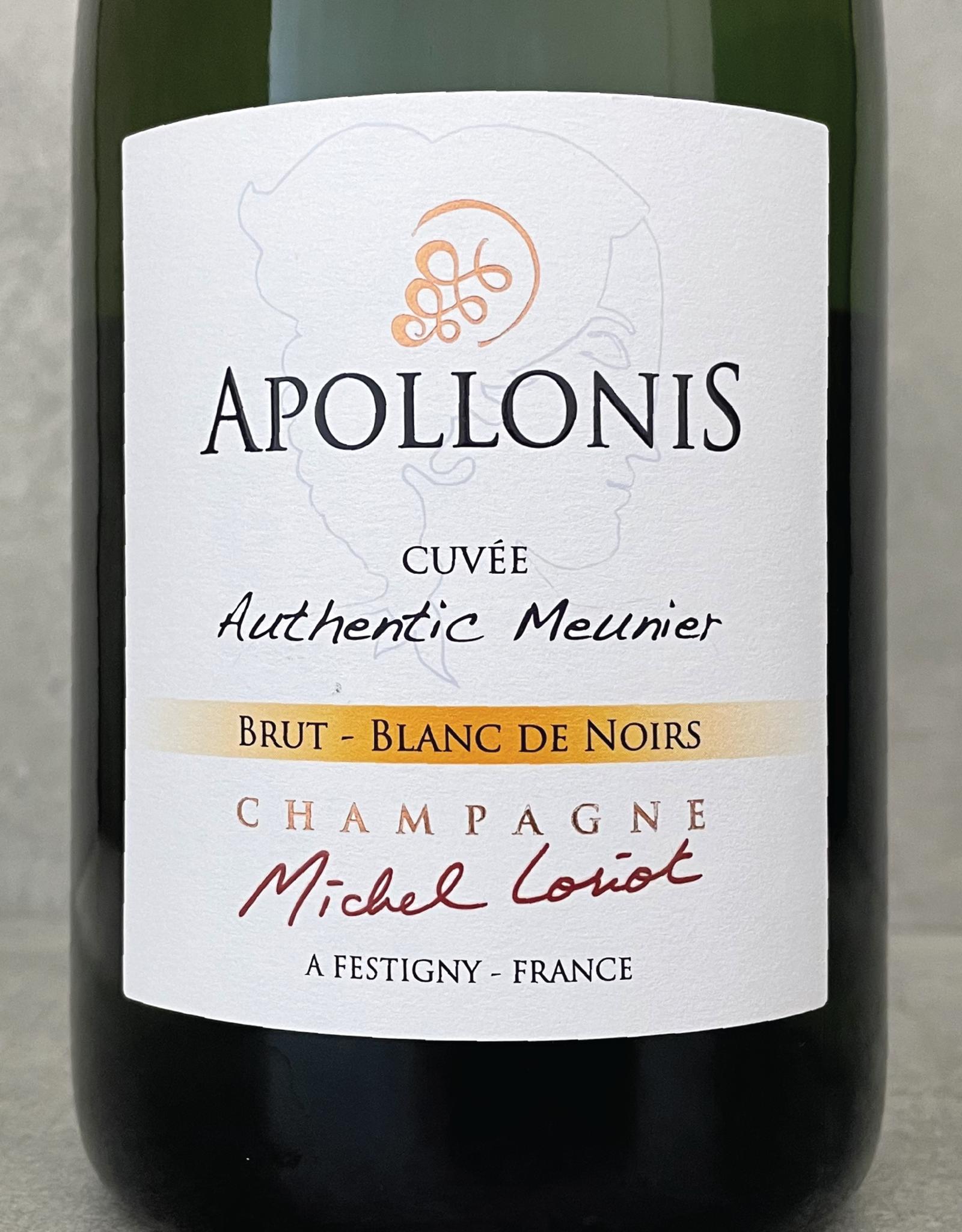 Apollonis Authentic Meunier n.v.