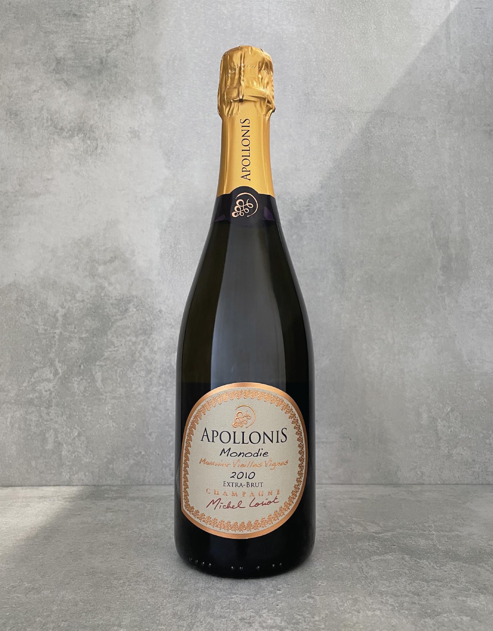 Apollonis Monodie Veilles Vignes au Meunier Majeur 2008