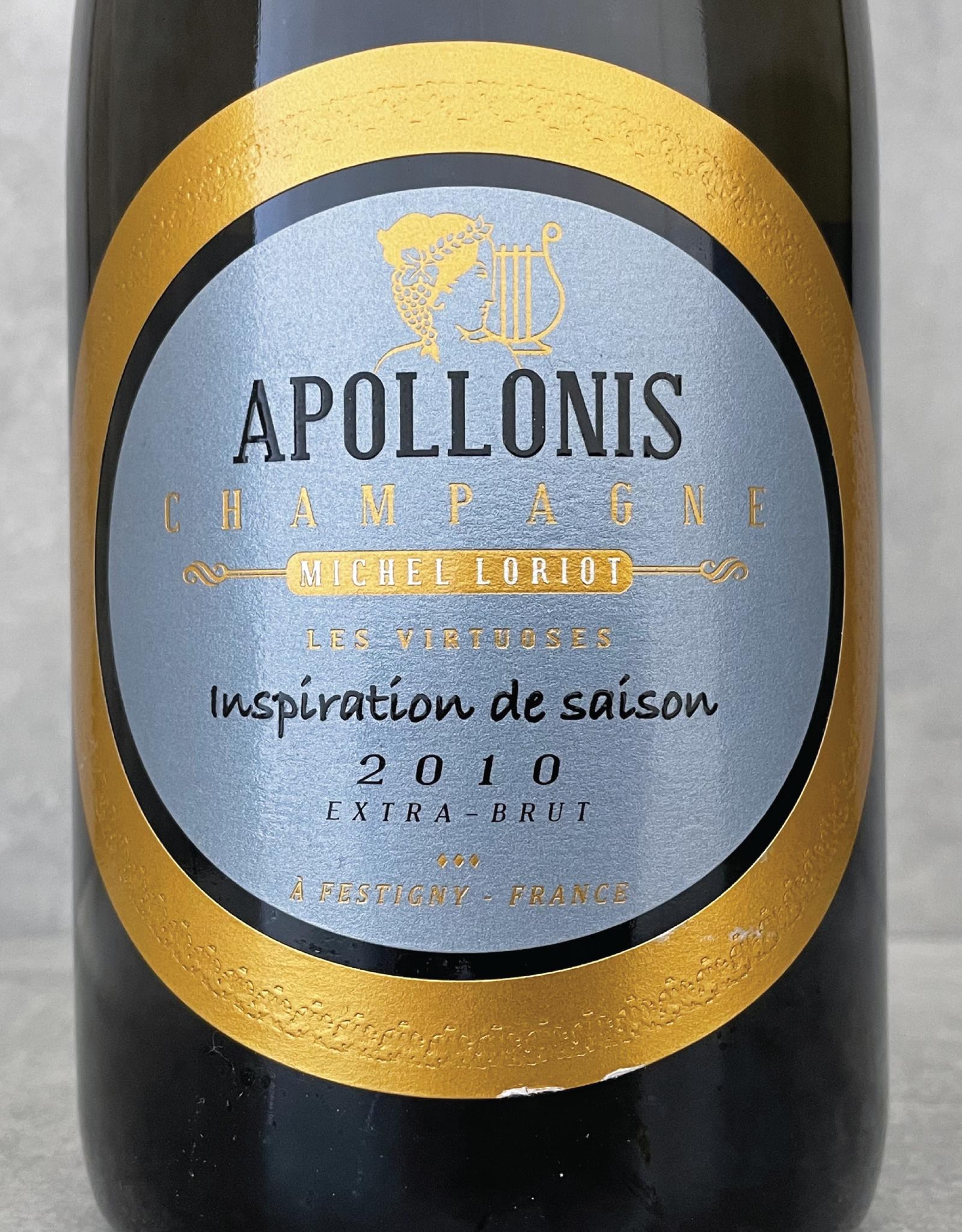 Apollonis Inspiration de Saison Extra Brut 2012