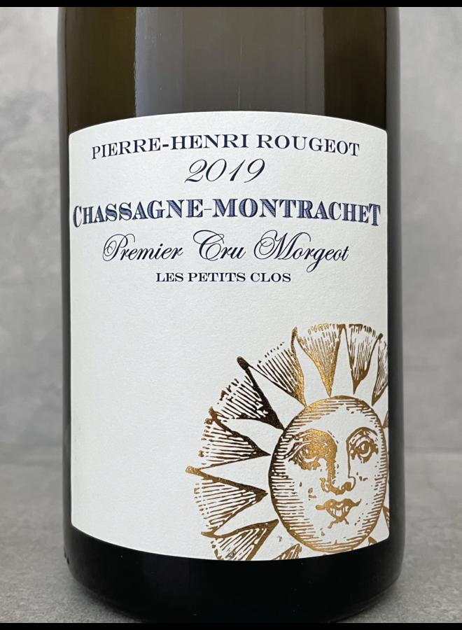 Chassagne Montrachet 1er Cru Morgeot 'Petit Clos' 2018