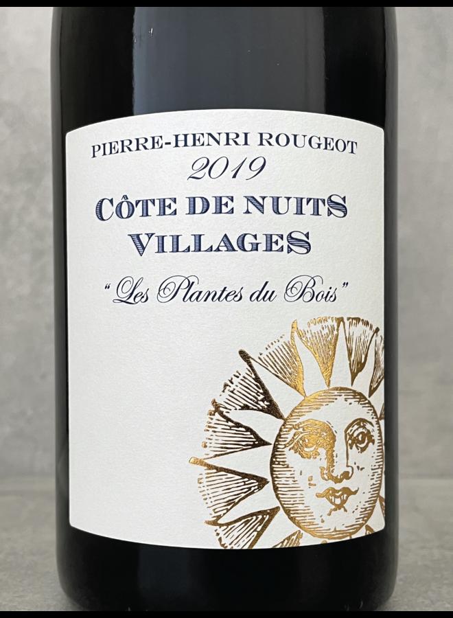 Hautes Cotes de Nuits Les Plantes du Bois 2019