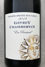 Pierre-Henri Rougeot Gevrey Chambertin En Reniard 2018