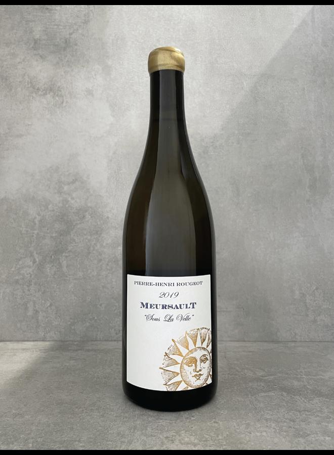 Meursault Sous la Velle 2019