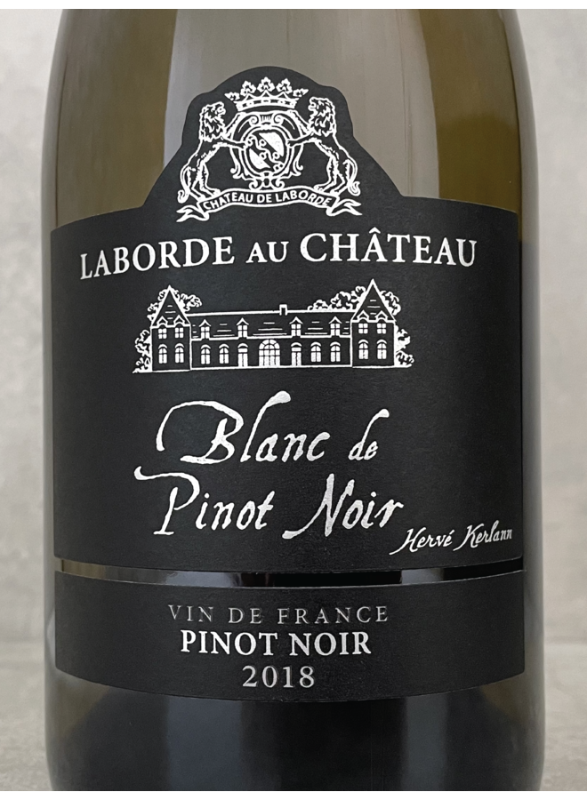 Hervé Kerlann Blanc de Pinot Noir 2018
