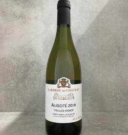 Château de Laborde Hervé Kerlann Bourgogne Aligoté vieilles vignes 2017