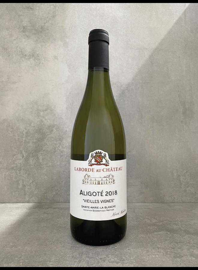 Hervé Kerlann Bourgogne Aligoté vieilles vignes 2017