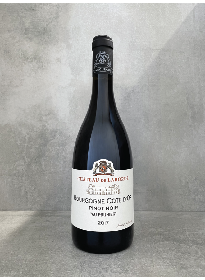 Hervé Kerlann Bourgogne Cote d'Or Au Prunier 2017