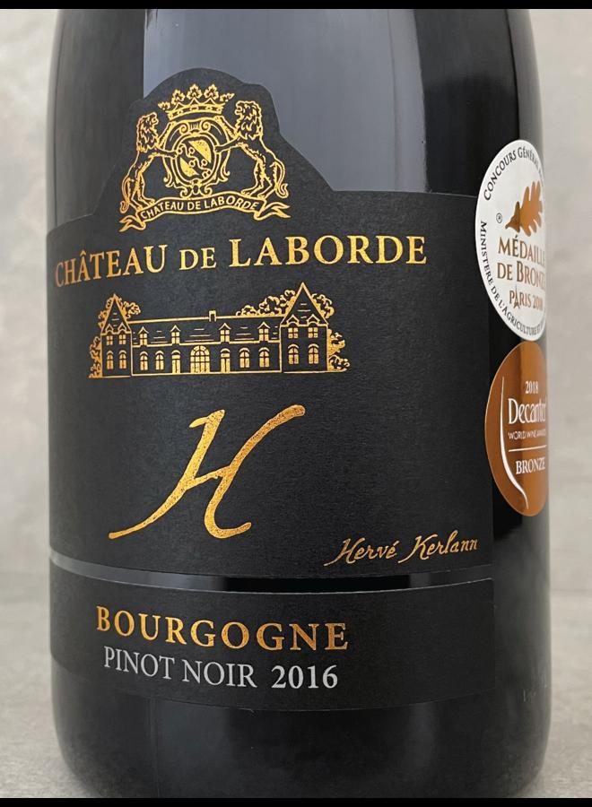 Hervé Kerlann Bourgogne Pinot Noir – Cuvée H 2015
