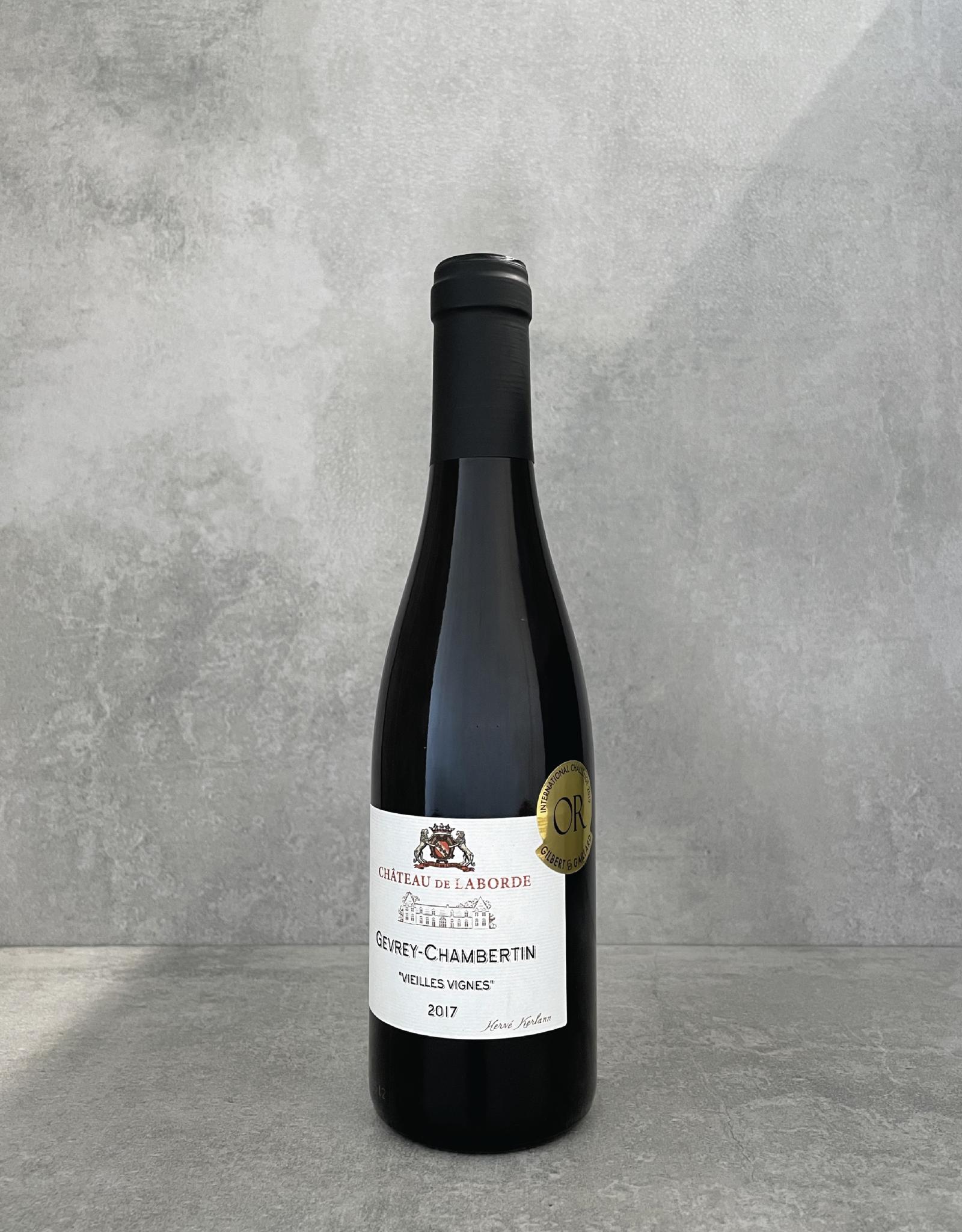 Château de Laborde Hervé Kerlann Gevrey Chambertin Vieilles Vignes 2015