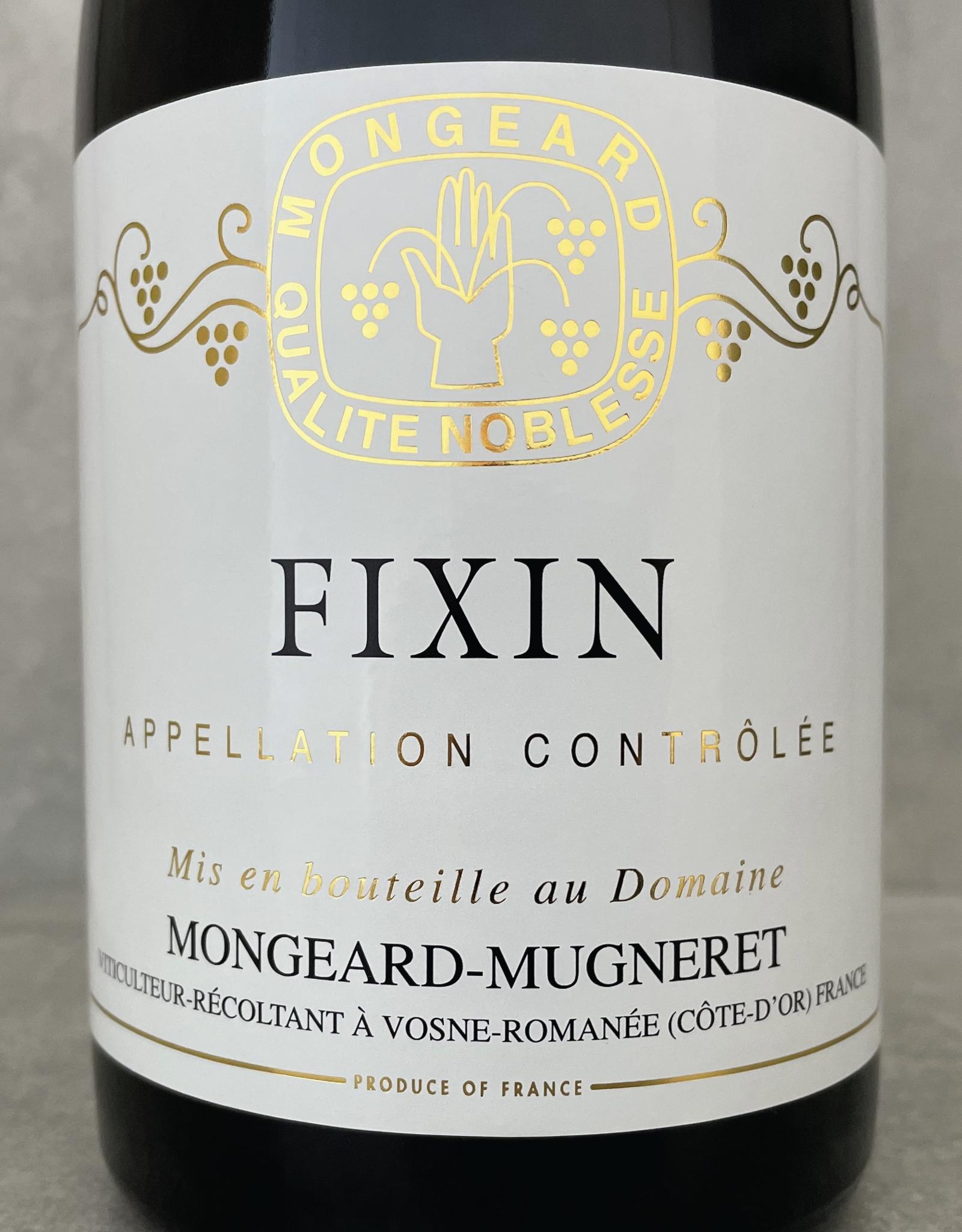 Mongeard-Mugneret Fixin 2017