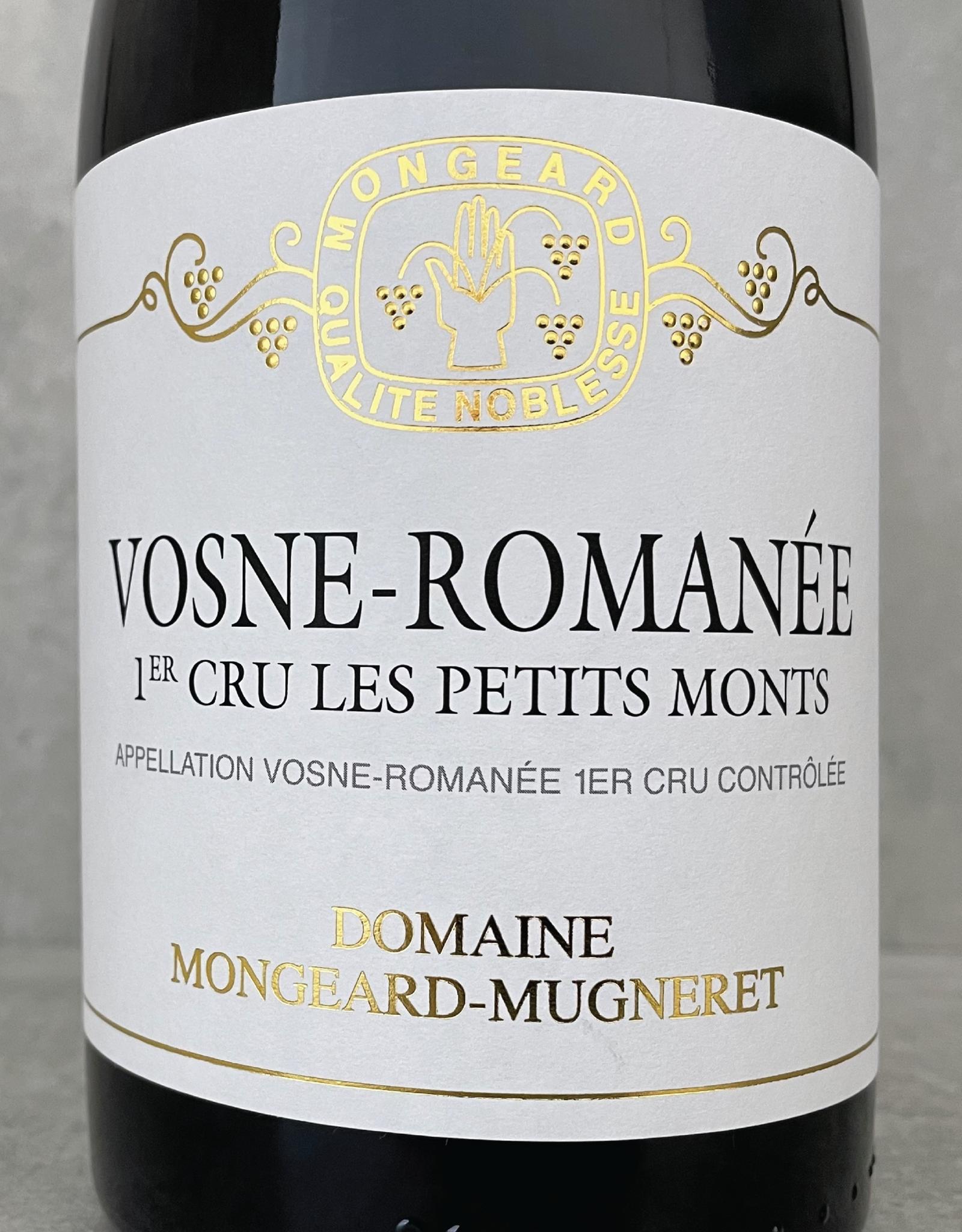 Mongeard-Mugneret Vosne Romanée 1er Les Petits Monts 2017