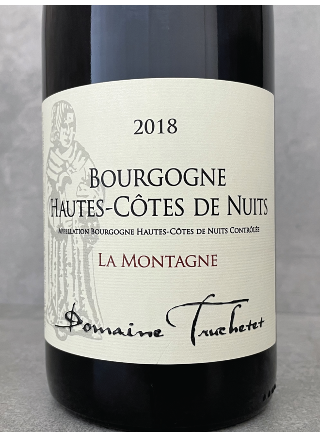 Bourgogne Hautes Cotes de Nuits 'La Montagne' 2018