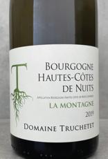 Domaine Truchetet Bourgogne Hautes Cotes de Nuits 'La Montagne' 2019