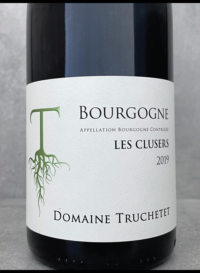 Bourgogne Vieilles Vignes 'Les Clusers' 2019