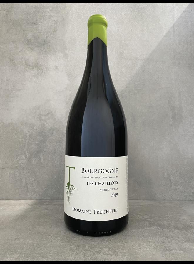 Bourgogne Vieilles Vignes 'Les Chaillots' 2019