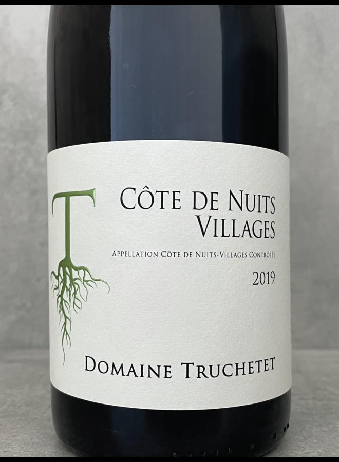 Cote de Nuits Villages 2019
