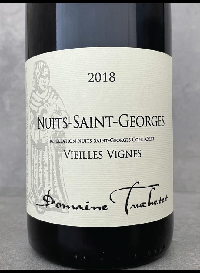 Nuits Saint Georges Vieilles Vignes 2017