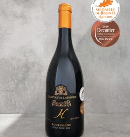 Château de Laborde Hervé Kerlann Bourgogne Pinot Noir – Cuvée H 2016