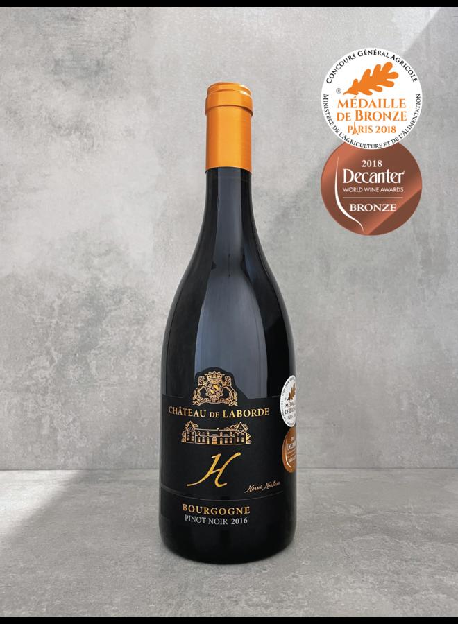 Hervé Kerlann Bourgogne Pinot Noir – Cuvée H 2016