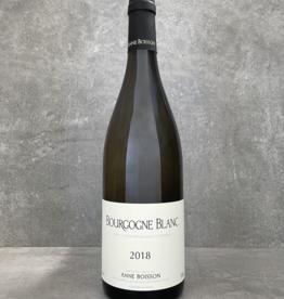 Anne Boisson Bourgogne blanc 2018