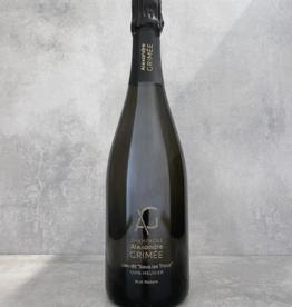 Alexandre Grimée Champagne 'Sous les Trous' (tirage 1697 btl) 2016