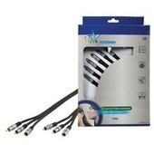 Component video kabel 10 m