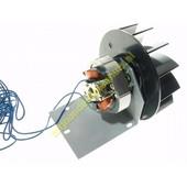 Motor Philips zonnebank koelmotor Philips 482236121555
