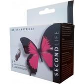 SecondLife SecondLife inktcartridge voor Canon grijs CLI-521GY