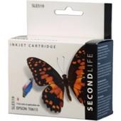 SecondLife Epson inktcartridge Epson T0613 rood C13T06134010