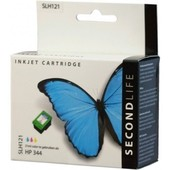 SecondLife SecondLife inktcartridge voor HP 344 XL kleur