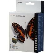 SecondLife Epson inktcartridge Epson T027 kleur C13T02740110