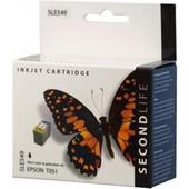 SecondLife Epson inktcartridge Epson T051 zwart C13T05114010