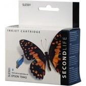 SecondLife Epson inktcartridge Epson T0442 blauw C13T04424010