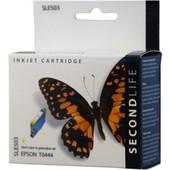 SecondLife Epson inktcartridge Epson T0444 geel C13T04444010