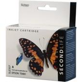 SecondLife Epson inktcartridge Epson T0481 zwart C13T04814010