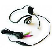 Ewent Headset met microfoon EW3566