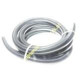 Plastiflex Universele slang voor stofzuiger grijs (per meter)
