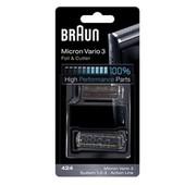 Braun Braun scheerblad van scheerapparaat combi-pack 424 81416568