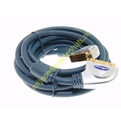 Scart kabel 5M Gold Master series