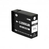 SecondLife Canon inktcartridge Canon PGI2500BK XL zwart