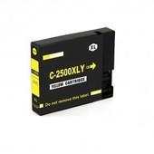 SecondLife Canon inktcartridge Canon PGI2500Y XL geel