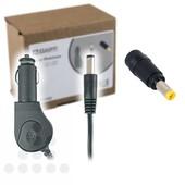 A-DAPT A-DAPT autostekker adapter 12V - 2A voor LCD schermpjes