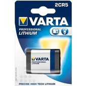 Varta Varta batterij 2CR5 Lithium Professional