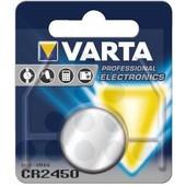 Varta Varta knoopcel CR2450 Lithium-professional
